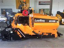 2016 Leeboy 8510C Asphalt Paver