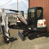 2016 Bobcat E35 T4 Long Arm Exc