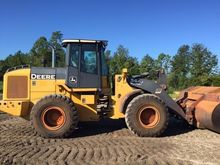 2007 DEERE 544J Wheel loaders