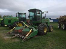 1991 John Deere 5830 Harvesters