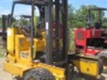 2004 SELLICK TMF55 Forklifts