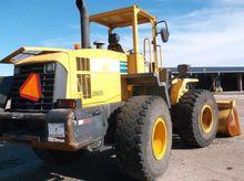 2005 KOMATSU WA200-5 Wheel load