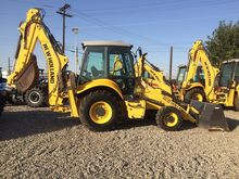 2013 NEW HOLLAND B95C Backhoe l