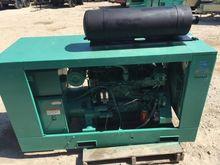 Used CUMMINS 40 KW G
