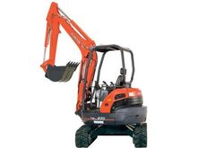 2010 Kubota U35 EQUIPMENT EXCAV