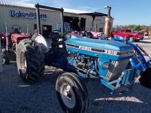 1988 FORD 3910 Tractors