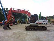 2005 LINK BELT 160 LX Excavator