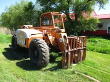 2000 LULL 644D-34 Forklifts