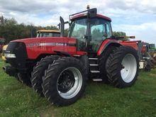2004 CASE IH MX255 Tractors