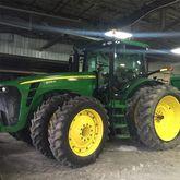 2010 JOHN DEERE 8295R Tractors