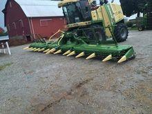 2012 KRONE BIG X 1100 Harvester