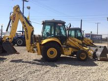 2014 NEW HOLLAND B110C Backhoe