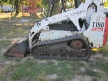 2011 BOBCAT T 190 Tractor loade