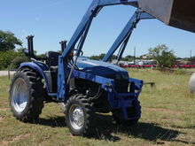1998 New Holland T1725 Tractors