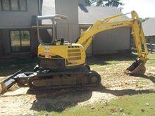 2012 YANMAR VIO55-5B Excavators