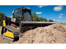 New 2014 Jcb 320T Sk