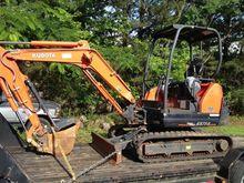 2015 Kubota KX71-3S Excavators