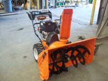 2014 Ariens ST36DLE Snow blower