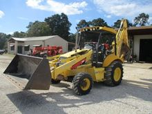 2004 NEW HOLLAND LB75B Backhoe