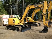 2013 CATERPILLAR 308E CR Excava