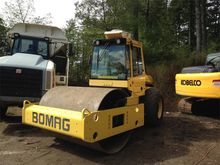 2007 BOMAG BW211D-40 Smooth dru