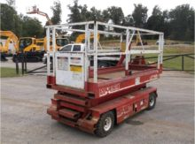 PHOENIX E27-48DFH Scissor lifts
