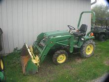 Used 1986 John Deere