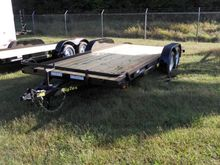 2017 Big Tex Trailers 70CH-20 C