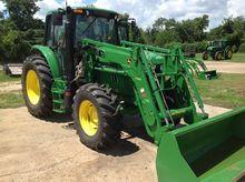 2014 John Deere 6125M Tractors