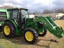 2015 John Deere 5100E Tractors