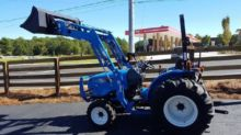 New 2016 LS TRACTOR