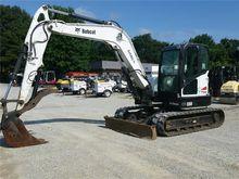 Used 2011 BOBCAT E80