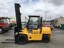 Used 1999 HYSTER H11