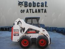 2012 Bobcat S175 Loaders