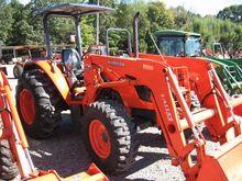 Used 2007 KUBOTA M60