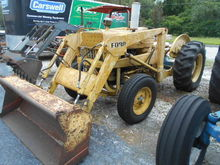 Used FORD 3400 Tract