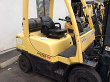 Used HYSTER H50FT Fo