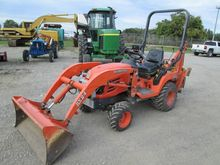 Used KUBOTA BX24 Bac
