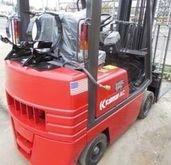 1999 KALMAR C30B-LPS Forklifts