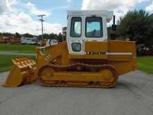 1995 Liebherr LR611 Loaders