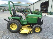 1990 John Deere 755 Tractors