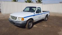 2001 FORD Ranger Pick-ups