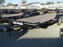 2017 Big Tex Trailer Car hauler