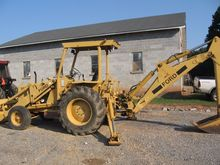 Used FORD 555B Tract
