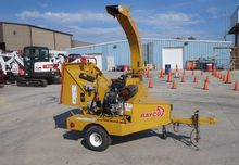 2010 RAYCO RC6D Chipper