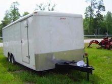 2005 PACE Trailer Car hauler
