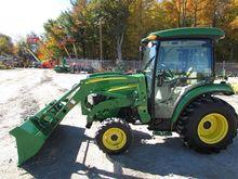 2013 JOHN DEERE 3720 Tractors