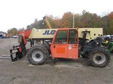 2010 JLG G10-55A Forklifts