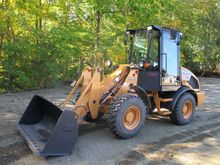 2014 CASE 21E Wheel loaders