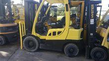 2010 HYSTER H50FT Forklifts